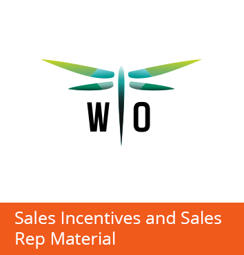 Sales Incentives and Sales Rep Material