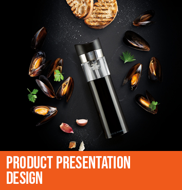Product Presentation Design