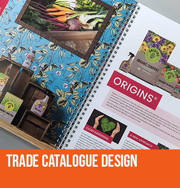 Trade Catalogue Design