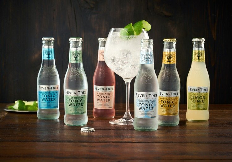 trade marketing fever tree